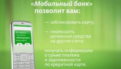 Как пользоваться мобильным банком Сбербанка